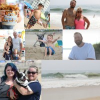 Ocean City Collage
