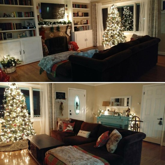 My Living Room, Christmas 2017